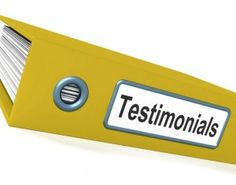 Are Customer Testimonials Effective