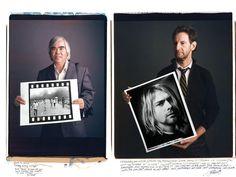 Fotógrafos tem sua aparência coberta por seus magníficos trabalhos. Um deles, Tim Mantoani, teve a ideia de criar uma sessão de famosos fotógrafos com suas fotografias de mais sucesso.