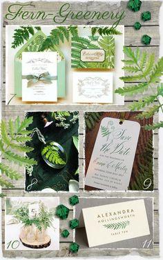 Fern Greenery Wedding Ideas. Fern Wedding, Ferns, Greenery, Place Cards, Place Card Holders, Wedding Ideas, Table Decorations, Home Decor, Homemade Home Decor