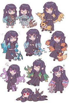 Read Kimetsu No Yaiba / Demon slayer full Manga chapters in English online! Anime Angel, Anime Demon, Anime Crossover, Manga Anime, Anime Art, Kawaii Anime, Dibujos Anime Chibi, Slayer Meme, Hxh Characters