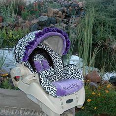 Items Similar To Baby Car Seat Cover