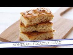 Focaccia Bread | Handle the Heat
