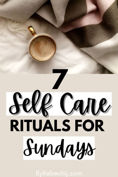 It's sunday! And it's time for a beautiful, healing and refreshing self care session. This time I invite you to work on your mind and body to feel energised, relaxed and ready for a new, productive week! These tips will definitely make you feel less stressed and more peaceful!