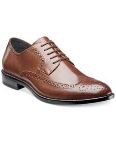 9b3b6fb8b88161 Men s Garrison Wing-Tip Oxford. Casual AttireMen CasualCasual ShoesShoes  MenStacy Adams ShoesMens ...