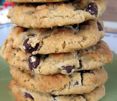 Peanut Butter Chocolate Chip Cookies | The Spiced Life