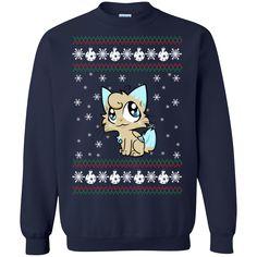 Christmas Ugly Sweater Pet Cat Lover Hoodies Sweatshirts