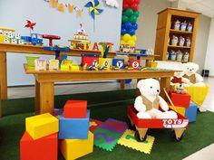 Decoração Brinquedos SJC