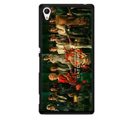 Hunger Games Catching Fire TATUM-5406 Sony Phonecase Cover For Xperia Z1, Xperia Z2, Xperia Z3, Xperia Z4, Xperia Z5