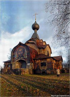 Flyonovo village, Smolensk oblast, Russia view 13