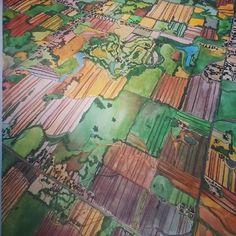#stevemcdonald #fantasticcities #fantasticcitiescolouringbook #art #artwork #artbook #colorbook #binbrook #ontario #canada Finished.