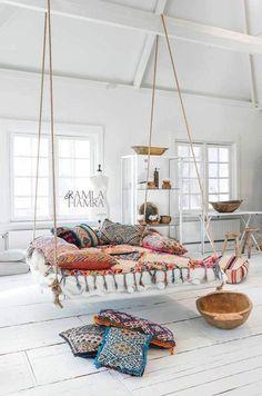 Bohemian Decor :: Boho Interior Design:: Beach Boho Chic :: Dream Home + Cool Living Space :: Ethnic:: Diseño de Interiores:: ZAIMARA Inspirations: : Deco Boheme, Decoration Inspiration, Decor Ideas, Boho Ideas, Style Ideas, Decorating Ideas, Interior Decorating, Design Inspiration, Beach Ideas