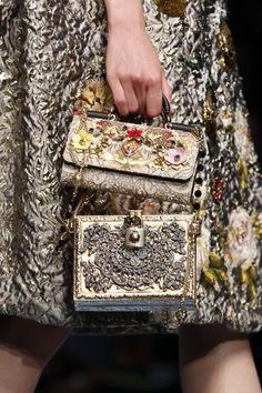 Dolce & Gabbana Spring 2016 #ItaliaIsLove #bag