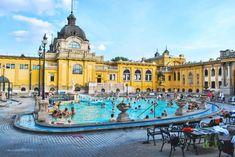 Die schönsten Thermalbäder in Budapest | Urlaubsguru