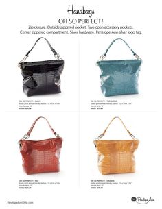 It's the Perfect Purse, Only $75.  Available April 1st from http://blessings2you.mycelebratinghome.com