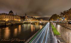 Les quasi de Seine vus depuis le pont Notre-Dame Dame, Pictures, Bridge Pattern, Photos, Photo Illustration, Drawings
