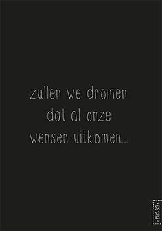 Zusss l Zullen we dromen dat al onze wensen uitkomen... l http://www.zusss.nl/product/kerstkaart-zullen-we-dromen/