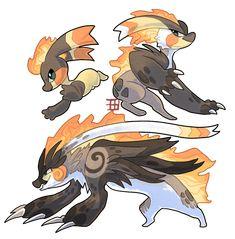 Wolverine firestarters by griffsnuff.deviantart.com on @DeviantArt