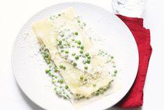 Open lasagne met doperwtjes – 5 OR LESS