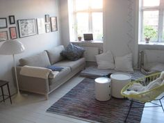 Apartment in Copenhagen, Denmark. This bright, spacious and ideally located apartment is the perfect settting for your visit to Copenhagen. It's perfect for a small family or one or two couples that wants to stay next door to everything Copenhagen has to offer and still be able to...