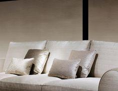 shimmering textural textiles - Collection Armani / Casa Exclusive Textiles 2013 by Rubelli _