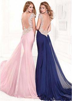 Charming Stretch Satin Off-the-shoulder Neckline Mermaid Evening Dress
