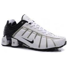 www.asneakers4u.com  429869 018 Nike Shox O Leven White Black J05027 9c3f9f403