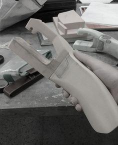 Nålintu - Modelling by Laura Lang, via Behance