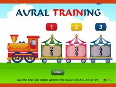 Clap The Beat Music Interactive Aural Game Music Theory, Music Lessons, Teaching Resources, Beats, Games, Teaching Music, Music Education, Toys, Music Education Lessons