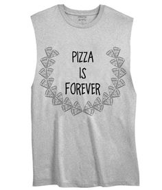 Editor's Pick: Pizza Is Forever Tank