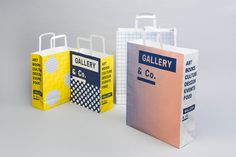 Gallery & Co. by Foreign Policy — The Brand Identity