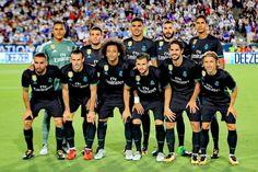 EQUIPOS DE FÚTBOL: REAL MADRID contra Manchester City 27/07/2017