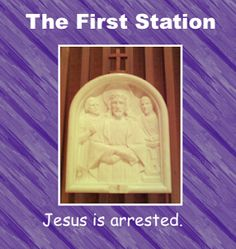 Faith Filled Freebies: Free Stations of the Cross for Young Children