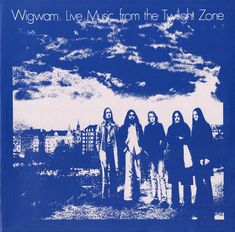 Wigwam - Live Music from the Twilight Zone covers Let It Be & Imagine Progressive Rock, Jazz, Hip Hop, Comedy, Vinyl Lp, Star Wars, Live Music, The Beatles, Album Covers