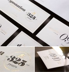 24 Beautiful Design Examples with a touch of Gold