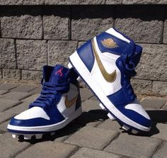 Javy Baez Jordan 1 Cleats