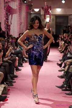 Great ensemble with the Gunmetal Heels & form fitting sequin short dress <3