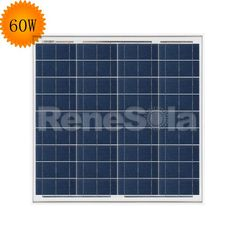 QXPV 60W Polycrystalline Solar Panels,China - ReneSola - Green Energy Products