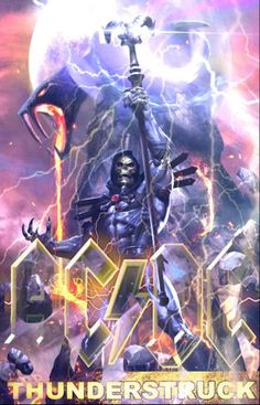 Ac Dc, Hard Rock, Heavy Metal, Rock And Roll, Beast, Pin Up, Bands, Cartoon, Movie Posters