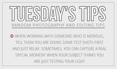 tuesday tip