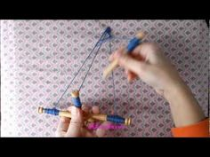 Hojas de Guipur - Alacelover.wmv   It appears that the lacemaker is demonstrating making a leaf.