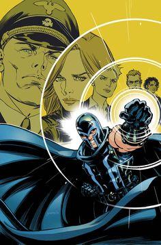 Magneto #16 by David Yardin *