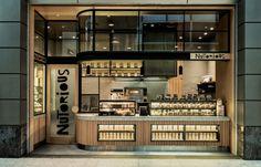 Nutorious snack bar sydney by Luchetti Krelle