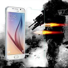 9 H En Verre Trempé Pour Samsung Galaxy S3 S4 S5 S6 i9082 S7562 Core 2 A3 A5 J1 J2 J3 J5 2016 J2 J5 J7 Premier G530 Écran Film Case
