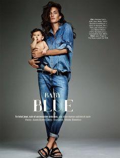 Baby blue #denim