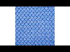 Планета Вязания | Эстонская вязка Виккель. Схема вязания узора спицами.