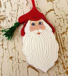 German Christmas Man Pelze Nichol Santa by SantasoftheWorld