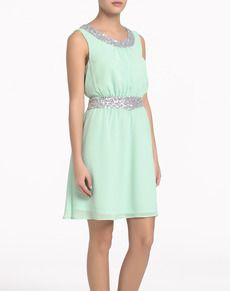 Vestido Vila - Mujer - Vestidos - El Corte Inglés - Moda