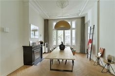 Lamp skygarden flos Sky Garden, Lamp Light, Oversized Mirror, Living Room, Lighting, House, Inspiration, Furniture, Book