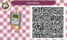 QR Codes for Animal Crossing New Leaf
