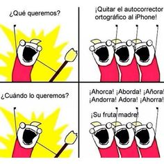 Quitar el autocorrector ortográfico. #humor #risa #graciosas #chistosas #divertidas